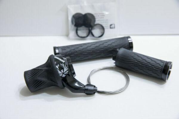 New Free Shipping! SRAM GX Grip Shift 11 Speed Rear Black with Locking Grip