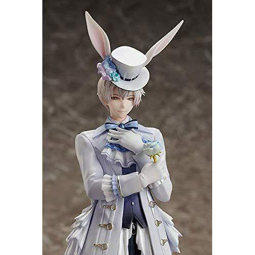FREEing TSUKIUTA Shun Shimotsuki Rabbits Kingdom Ver 1//8 PVC Figure w//Tracking