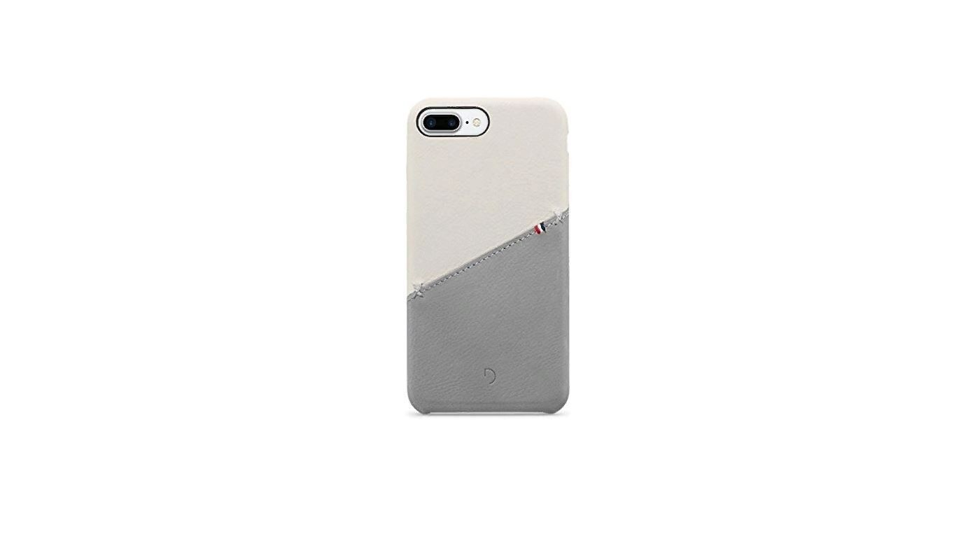 official photos 1acbc c0c1a Decoded Geninue Leather Snap-on Case for iPhone 7plus