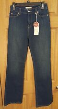 Levi's Jeans 512 Bootcut Perfectly Slimming Size 6 M Women's Stretch