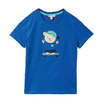 STEIFF® Baby Jungen T-Shirt Pirat Blau F//S 68-86 2019 NEU!