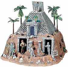 Lemax 84770 HAUNTED PYRAMID Spooky Town Building Animated Halloween Decor I