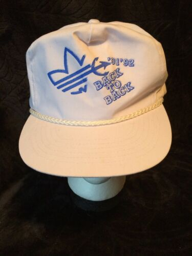 Vintage Adidas Kentucky Blue Devils 1991 1992 Back