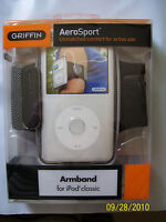 Griffin Aerosport Armband For Ipod Classic 80/160gb 10039-icaerob