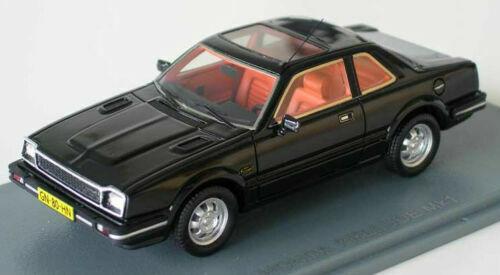tienda de venta Raro 1 43 Neo Honda Prelude Prelude Prelude marca 1 modelo de resina negra Neo Países Bajos  las mejores marcas venden barato