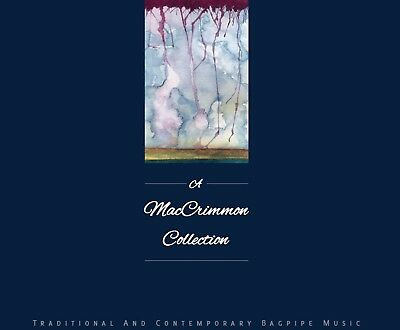 A MacCrimmon Collection MUSIC BOOK FOR BAGPIPES by Iain and Callum MacCrimmon