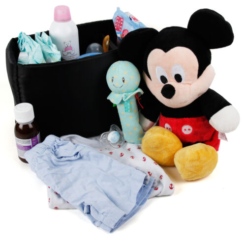 Dividers Baby Changing Care Case Bag Organiser w// Multiple Compartments