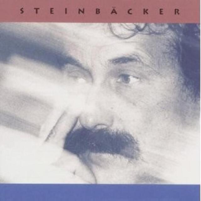 GERT STEINBÄCKER - STEINBÄCKER  CD NEW!