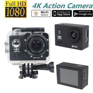 SJ8000-4K-Ultra-HD-Wi-Fi-SPORT-IMPERMEABILE-macchina-fotografica-di-azione-Sony