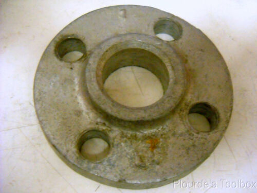 """Details about  /New LF 1/"""" Aluminum Alloy  Lap Joint Weld Pipe Flange"""