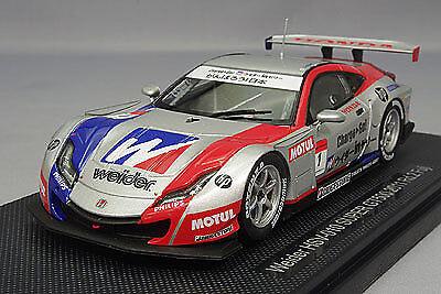 Ebbro 1 43 Weider HSV-010 súper GT500 2011  1 RD 2 Fuji T. Kogure L. DUVAL
