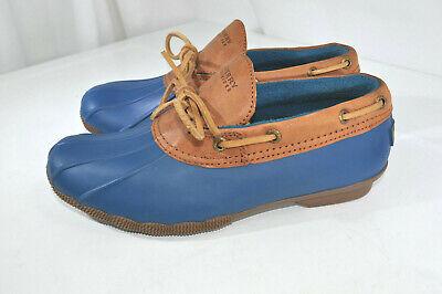 Sperry Cormorant Slip-On Duck Shoe Blue
