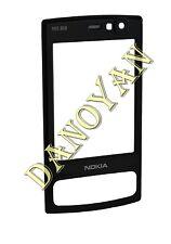 Original Nokia N95 8GB  Frontcover Display Gehäuse  Schale Front Cover Schwarz