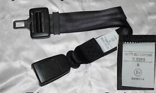 New adjusable Seat Belt Extension Extender 22mm Buckle EU APPROVED with E4 MARK