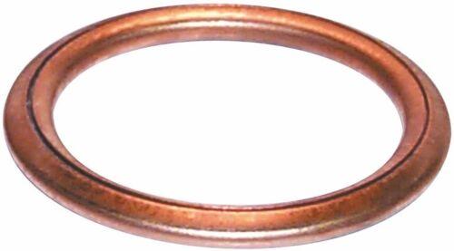 18,0 x 24 x 2,0 mm lot de 50 Rondelles de compression de cuivre