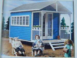 """(a21) 1/12th Scale Dolls House Emporium """"the Summer House Kit""""-afficher Le Titre D'origine Style à La Mode;"""