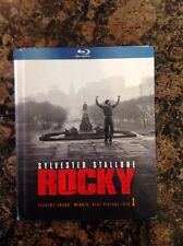 Rocky (Blu-ray Disc, 2011, Limited Edition; DigiBook)Authentic US Release