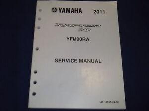 2011 yamaha raptor 90 yfm90ra wheeler atv service repair. Black Bedroom Furniture Sets. Home Design Ideas