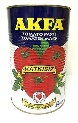 Akfa Tomatenmark Tomatenpaste Doppel Konzentriert - Domates Salcasi 4500 g