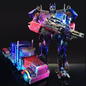 Transformers esencia recubiertos versión amplifica Optimus Prime LS03F ABS