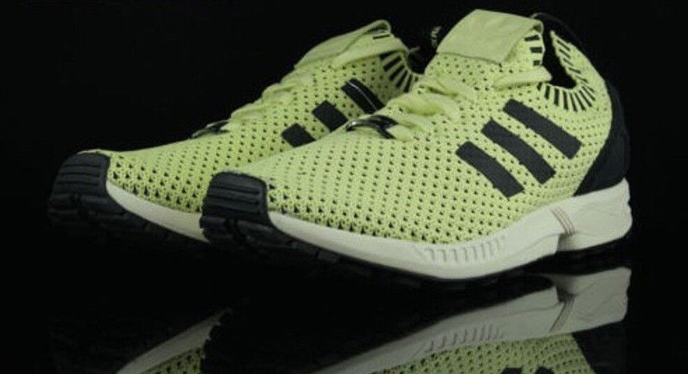 New S75975 Homme Adidas ZXFLUX PK Primeknit Trainers Running Chaussures