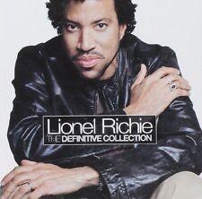 Lionel Richie Definitive collection (38 tracks, 2003, feat. Enrique Igl.. [2 CD]
