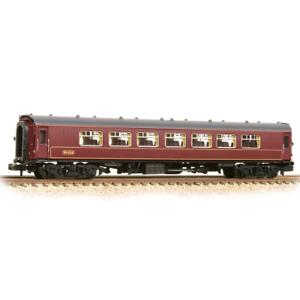Graham-Farish-374-214-N-Gauge-WCRC-Mk1-Pullman-Parlour-2nd-Coach-99352