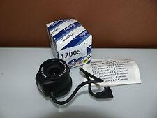 Kenko KVR 0614 dc 6mm f1.4 auto-Iris objetivamente lens c s Mount Camera cámara nuevo