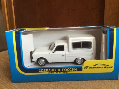 """Moskvich IZH-27156  """"Pie"""" Auto Legends of USSR  1:43 DeAGOSTINI"""
