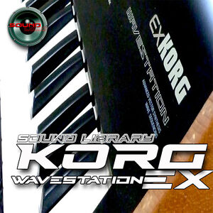 KORG WAVESTATION EX Original Factory & New Created Sound