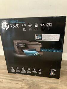 Hp-photosmart-7520-all-in-one-inkjet-printer-NEW-IN-BOX