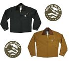 Carhartt J001 Men's Duck Detroit Jacket - Blanket Lined - Different Colors Sizes