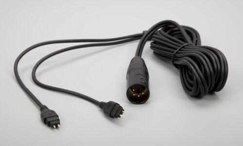 HD 650 SENNHEISER 4-Pin XLR Balanced Headphone Cable For HD 660 S