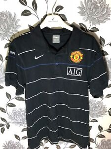 Manchester Officiel Aig Taille United Polo United M 5jAL4R