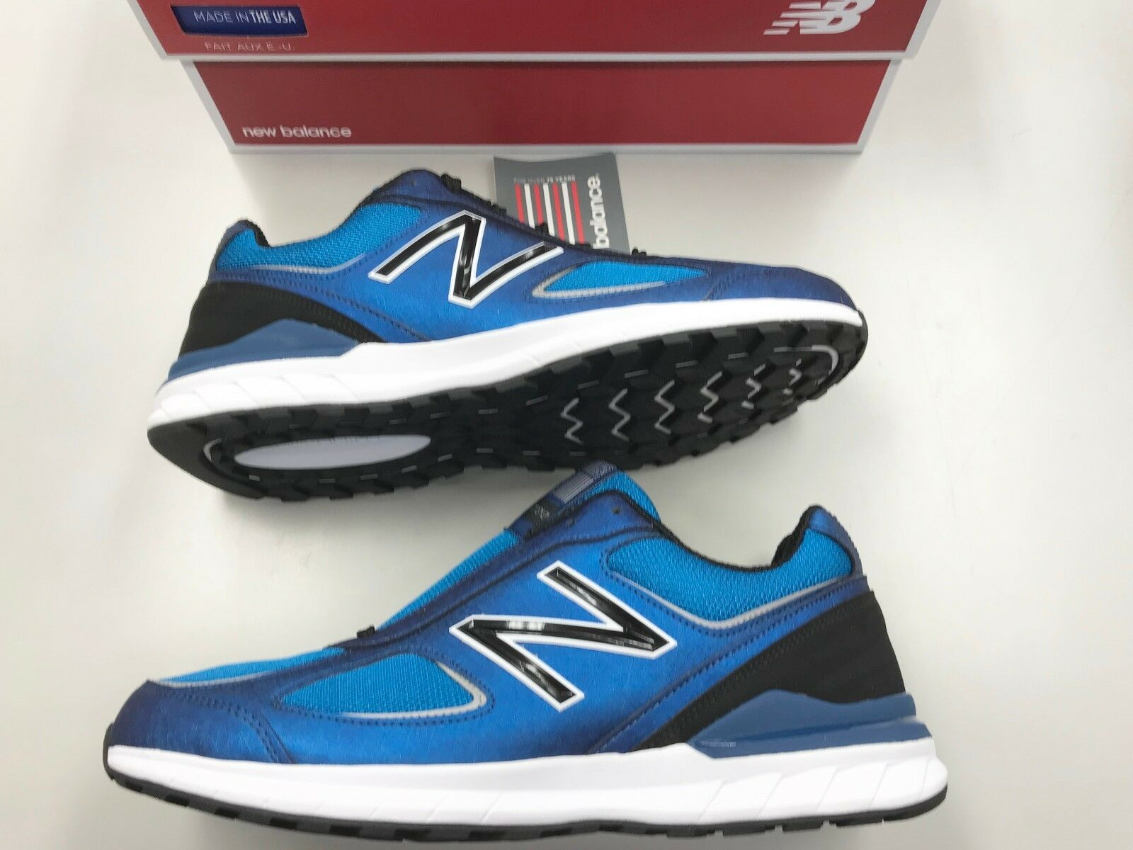 Brand New Men New Balance M 770 BB2 Made in USA running trainer shoes 135789