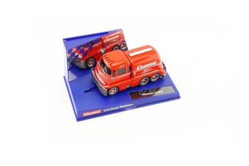 "Carrera Digital 132 Tanker /""Slot Spirit/"" Limited Edition 20030822"