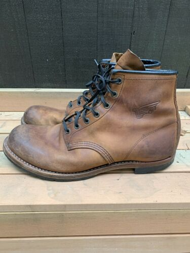 red wing blacksmith 10