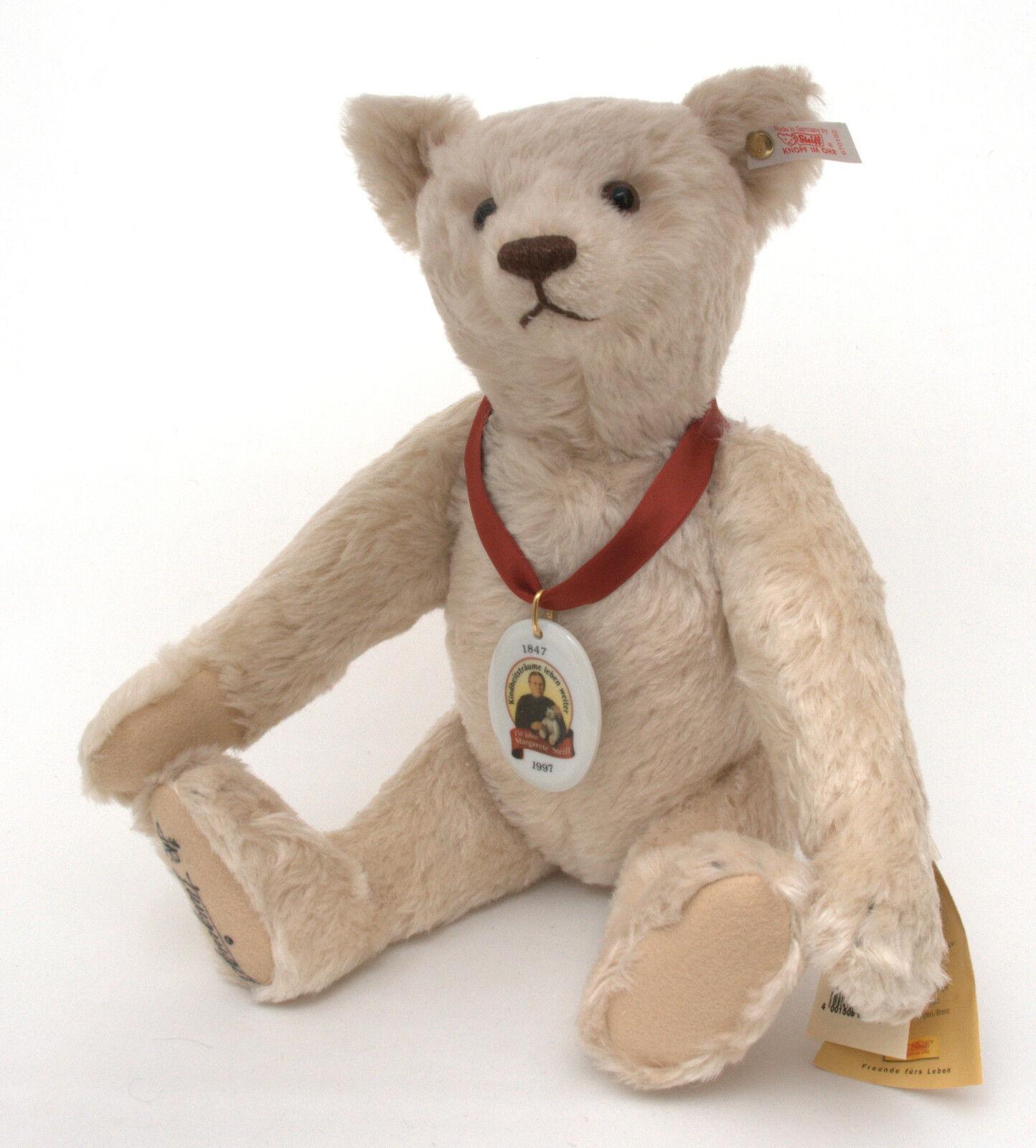 Steiff Jubilee Teddy Bear 1997 - Ltd Ltd Ltd Edition - 40cm - 670152 6dd051