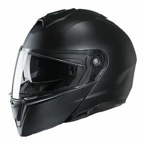 HJC I90 Plain Flip Front Motorcycle Helmet