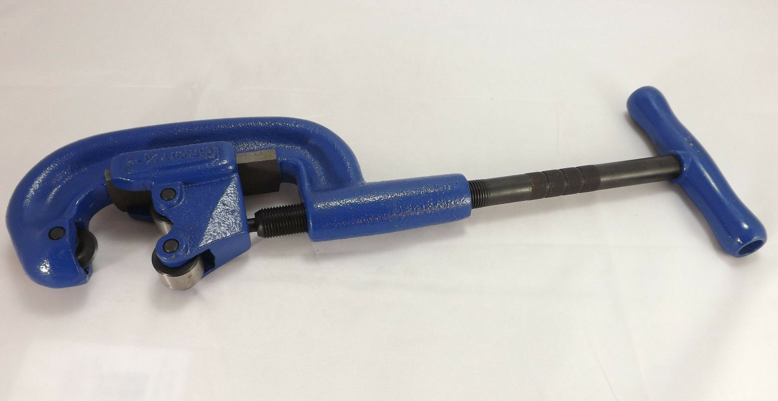 IRWIN RECORD 3mm - 50mm ROLLER PIPE CUTTER VAT & DELIVERY INCLUDED