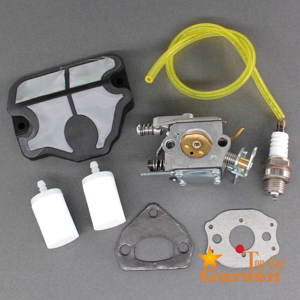 Carburetor Carb Air Filter For Husqvarna Chainsaw 136 137 141 142 36 Redmax Fuel Norton Secured Powered By Verisign