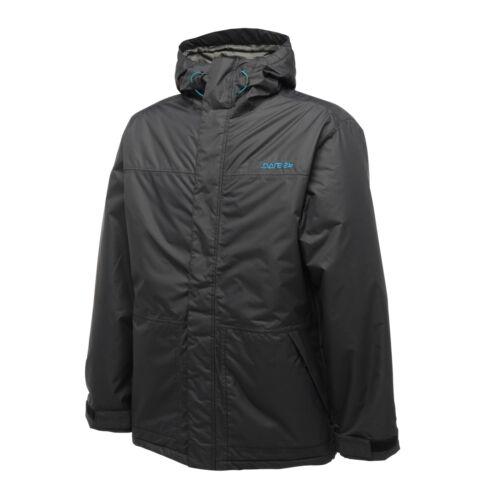 Dare2b Shook Up Herren Schwarz Twill Muster Ski Jacke Brett Größen S-M-L