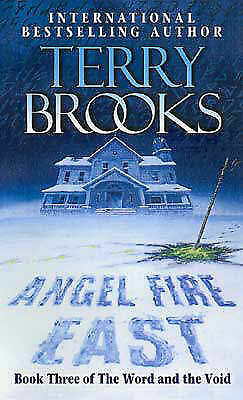 1 of 1 - Angel Fire East: The Word and the Void Series: Book Three, Brooks, Terry, New Bo