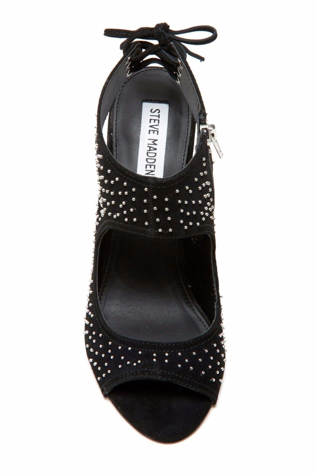 New Steve Madden Womens Seth Heeled Heeled Heeled Sandal shoes size 8.5 815961