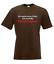 T-Shirt Hommes je fais Aucune erreur I Proverbes I fun i drôle à 5xl