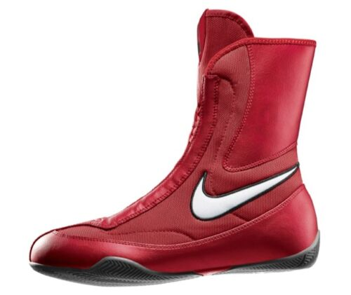 NEW Men/'s Nike Machomai Mid-Top Boxing Shoes Size 11 Color Red