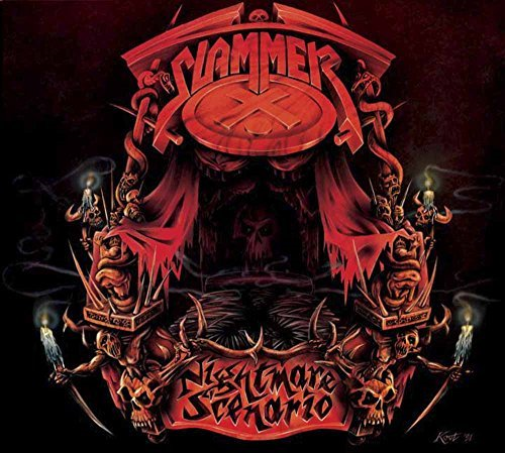 SLAMMER-NIGHTMARE SCENARIO CD NEUF
