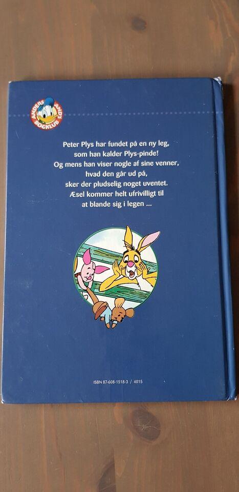 Peter Plys: Æsels store dag, Disney