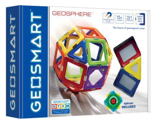 GeoSmart GeoSphere Set 31 Teile Baukästen & Konstruktion