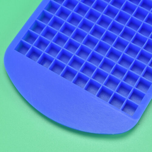 160 Small Ice Maker Tiny Ice Cube Tray Chocolate Mold Mould Maker for Bar Par Fr